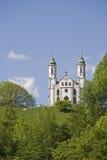 προσκύνημα εκκλησιών Στοκ Εικόνες