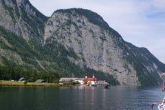 προσκύνημα ορεινών όγκων ε& Στοκ φωτογραφίες με δικαίωμα ελεύθερης χρήσης