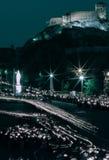 Προσκύνημα σε Lourdes Στοκ Εικόνες