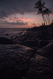 προσοχή ηλιοβασιλέματος Στοκ φωτογραφία με δικαίωμα ελεύθερης χρήσης