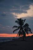 προσοχή ηλιοβασιλέματος Στοκ φωτογραφίες με δικαίωμα ελεύθερης χρήσης