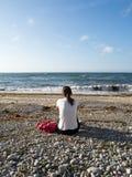 προσοχή θάλασσας Στοκ Φωτογραφία