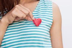 Προσοχή καρδιών Στοκ φωτογραφίες με δικαίωμα ελεύθερης χρήσης