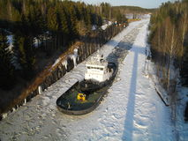 Προστάτης Icebracker Στοκ εικόνα με δικαίωμα ελεύθερης χρήσης