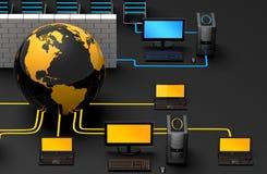 προστασία δικτύων