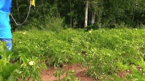 Προστασία εγκαταστάσεων από τα ζιζάνια και τα έντομα φιλμ μικρού μήκους