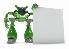 Προστασία ιών τεχνητής νοημοσύνης ρομπότ Ελεύθερη απεικόνιση δικαιώματος