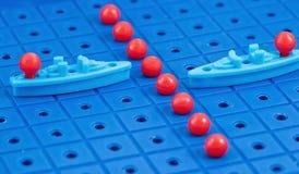 Προστασία των θαλάσσιων στρατιωτικών σκαφών παιχνιδιών συνόρων Στοκ φωτογραφία με δικαίωμα ελεύθερης χρήσης