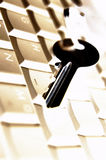 προστασία δεδομένων Στοκ φωτογραφία με δικαίωμα ελεύθερης χρήσης