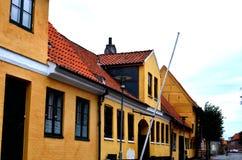 Προστατευμένα σπίτια Στοκ Φωτογραφία