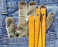 Προστατευτικά γάντια Στοκ Φωτογραφίες