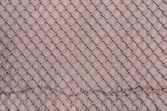 Προστατευτικό πλέγμα σιδήρου Στοκ φωτογραφίες με δικαίωμα ελεύθερης χρήσης