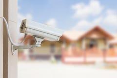 Κάμερα CCTV Στοκ φωτογραφία με δικαίωμα ελεύθερης χρήσης