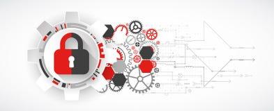 Προστατεύστε το μηχανισμό, ιδιωτικότητα συστημάτων απεικόνιση αποθεμάτων