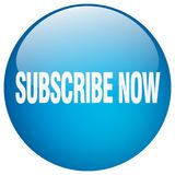 Προσυπογράψτε τώρα το κουμπί Στοκ εικόνες με δικαίωμα ελεύθερης χρήσης