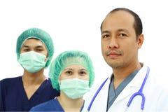 προσφέροντες ιατρικές υ&pi Στοκ Φωτογραφία