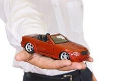 προσφορά αυτοκινήτων Στοκ Εικόνες