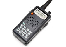 προσωπικός πομποδέκτης ομιλουσών ταινιών walkie στοκ εικόνα με δικαίωμα ελεύθερης χρήσης