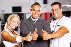 Προσωπικό γυμναστικής στοκ φωτογραφία με δικαίωμα ελεύθερης χρήσης
