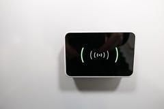 Προσδιορισμός ραδιοσυχνότητας RFID Στοκ φωτογραφίες με δικαίωμα ελεύθερης χρήσης
