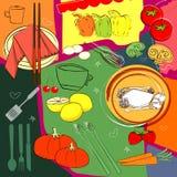 Προσδιορισμός τροφίμων Στοκ φωτογραφία με δικαίωμα ελεύθερης χρήσης