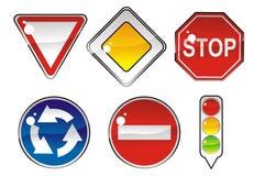 Προτεραιότητα σημαδιών απεικόνιση αποθεμάτων