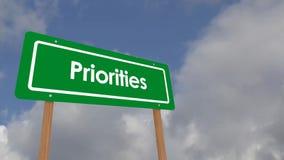 προτεραιότητες φιλμ μικρού μήκους