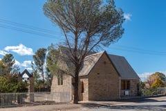 Προτεσταντική Εκκλησία αφρικανολλανδικής σε Fraserburg στο βόρειο ακρωτήριο στοκ φωτογραφίες με δικαίωμα ελεύθερης χρήσης