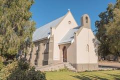 Προτεσταντική Εκκλησία αφρικανολλανδικής σε Hopetown στοκ φωτογραφία