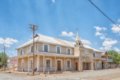 Προτεσταντική Εκκλησία αφρικανολλανδικής σε Jagersfontein στοκ εικόνες με δικαίωμα ελεύθερης χρήσης