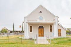 Προτεσταντική Εκκλησία αφρικανολλανδικής σε Vanrhynsdorp στοκ εικόνες