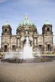 Προτεσταντικός καθεδρικός ναός στο Βερολίνο Στοκ φωτογραφίες με δικαίωμα ελεύθερης χρήσης