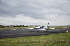 Προωστήρας 2 αερολιμένων Winningen απογείωσης αεροπλάνων Στοκ φωτογραφία με δικαίωμα ελεύθερης χρήσης