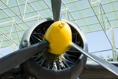 προωστήρας αεροπλάνων Στοκ φωτογραφίες με δικαίωμα ελεύθερης χρήσης