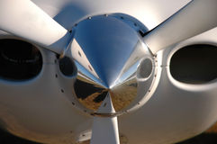 προωστήρας αεροπλάνων Στοκ εικόνες με δικαίωμα ελεύθερης χρήσης