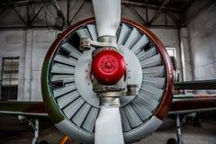 Προωστήρας αθλητικών αεροπλάνων Στοκ Εικόνα
