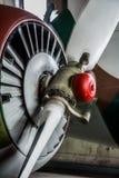 Προωστήρας αθλητικών αεροπλάνων Στοκ φωτογραφίες με δικαίωμα ελεύθερης χρήσης