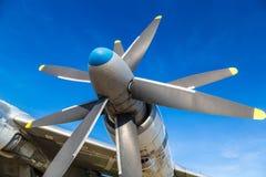 Προωστήρας Tupolev TU-95 στοκ εικόνες