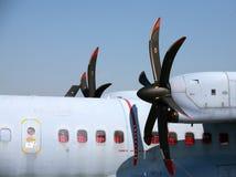 προωστήρες αεροπλάνων Στοκ Εικόνες