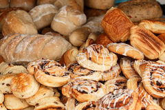 Προϊόντα αρτοποιείων στοκ φωτογραφία με δικαίωμα ελεύθερης χρήσης