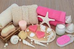 Προϊόντα μασάζ και SPA Στοκ εικόνα με δικαίωμα ελεύθερης χρήσης