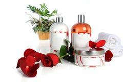 προϊόντα ομορφιάς Στοκ Εικόνες