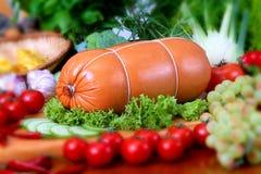 προϊόντα χοιρινού κρέατος Στοκ Φωτογραφίες