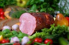 προϊόντα χοιρινού κρέατος Στοκ Εικόνα