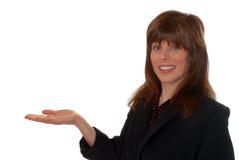 προϊόν τοποθέτησης χεριών Στοκ εικόνα με δικαίωμα ελεύθερης χρήσης