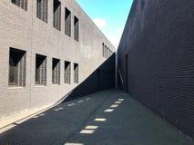 Προϋπόθεση χωρίς στέγη, θέατρο στο Γντανσκ Πολωνία Στοκ εικόνα με δικαίωμα ελεύθερης χρήσης