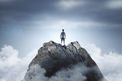 Προώθηση και έννοια ηγετών στοκ εικόνα