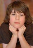 Προ αγόρι εφήβων Στοκ εικόνες με δικαίωμα ελεύθερης χρήσης