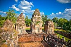 Προ ναός διφθεριτίδων Prasat σε Angkor wat σύνθετο, Καμπότζη Στοκ εικόνες με δικαίωμα ελεύθερης χρήσης