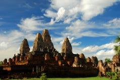 Προ ναός Rup σε Angkor Το Siem συγκεντρώνει την επαρχία, Καμπότζη Στοκ φωτογραφίες με δικαίωμα ελεύθερης χρήσης